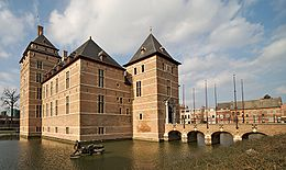 Castle of the Duke of Brabant Turnhout.jpg