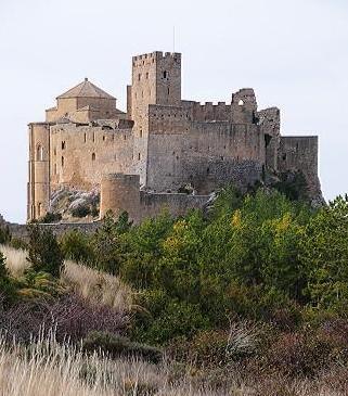 Loarre castle, Huesca.JPG